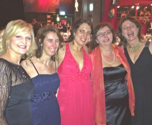 Aiwa ladies at the Opernball 2014